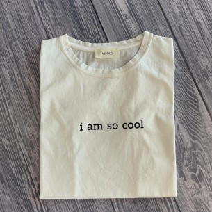 "Vicolo - Tshirt "" I am so..."