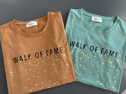 "Vicolo - Tshirt ""Walk of Fame"""